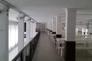 Halle 1 Hochebene