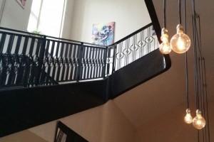 Hausflur Treppenhaus