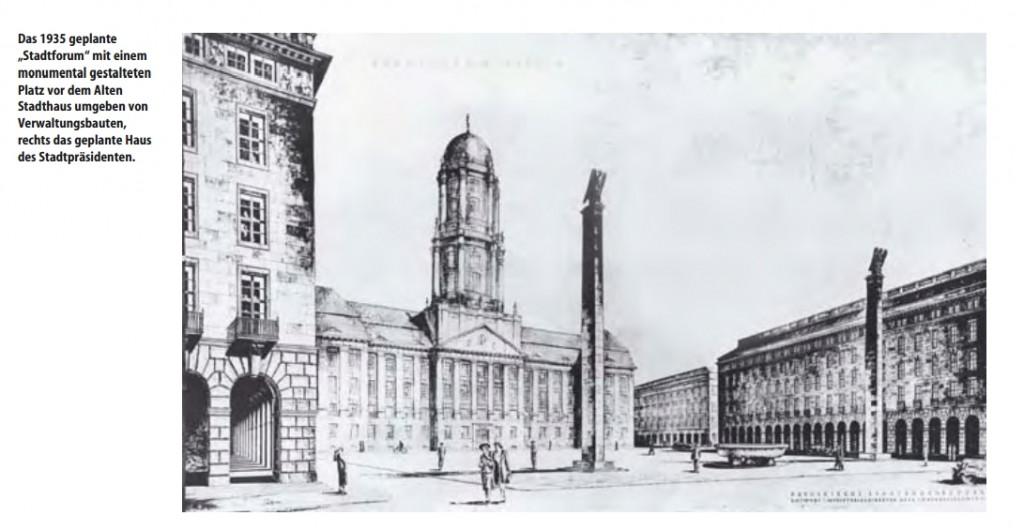 Stadtforum 1938